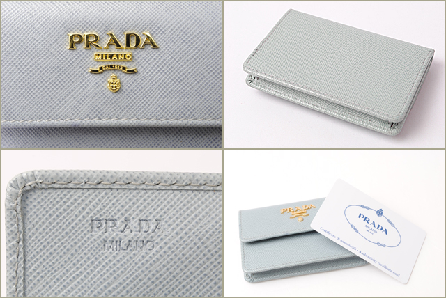 23719803ee29 Import shop P.I.T.: Prada card cases and business card holder / coin ...