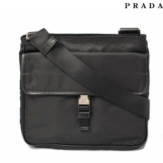 44145fa842 Prada shoulder bag and Messenger bag. PRADA VA0269 nylon NERO   black プラダ PRADA メンズ 折り財布 スカル テスート ブラック
