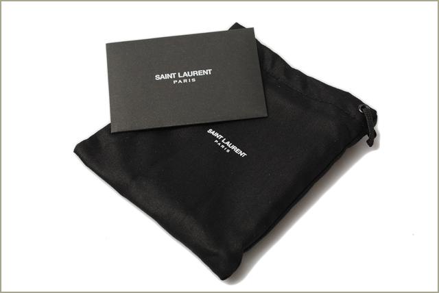 산로란파리키케이스 SAINT LAURENT PARIS 박스 클래식 블랙 335582 B9L0J 1000