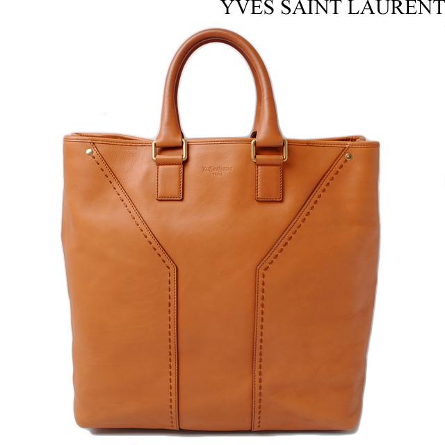 fd3197766832 Import shop P.I.T.  Yves Saint Laurent tote bags   handbags YVES SAINT  LAURENT leather camel 189542