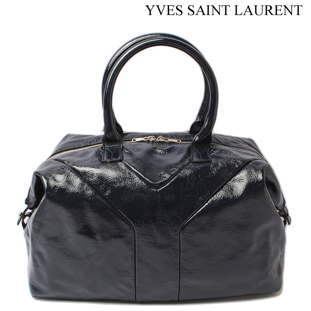 73175cef8ab8 Import shop P.I.T.  Yves Saint Laurent handbags   Boston bag YVES ...