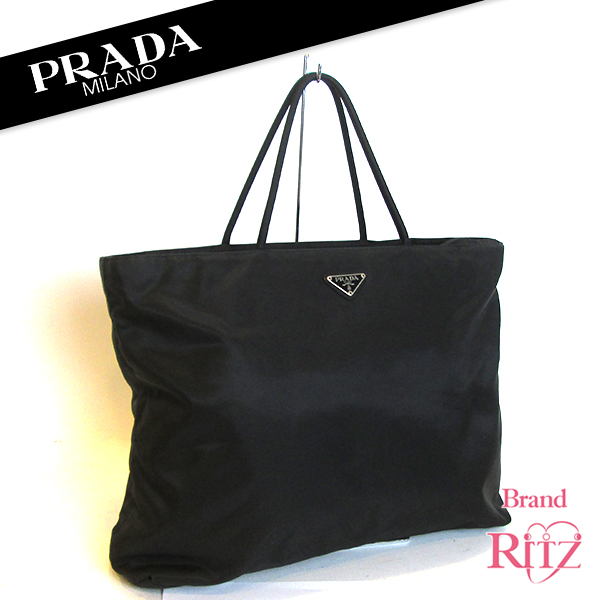 57fd707cec03 Than Prada tote bag in stock now (^ ^) is a Prada classic light and with a  sturdy nylon tote bag ☆ please purchase this opportunity come (^ O ^) /!