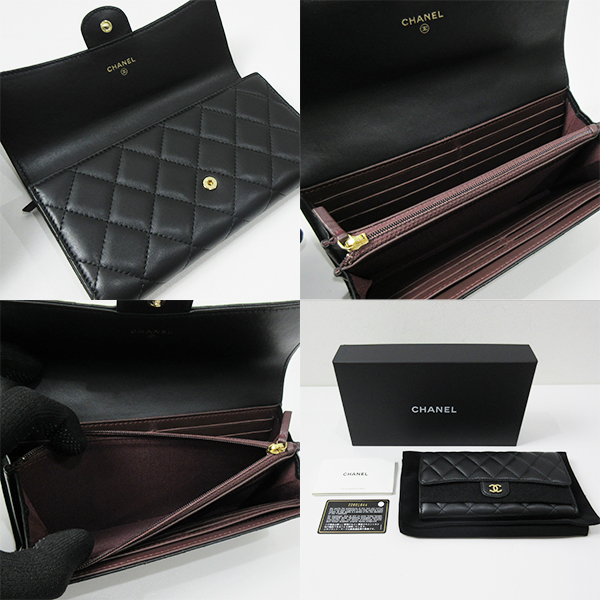 c2105d89a808 It is wallet ☆ early what s called victory of the matelasse of ♪ extreme  popularity that is the high-quality wallet using ☆ good-quality lambskin  that ...
