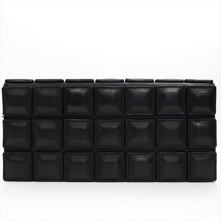 cf999b2a756 BRAND SHOT TOKYO: HUGO BOSS Hugo boss leather Lady's clutch bag ...
