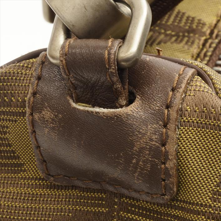 CHANEL シャネル ミニボストン ニュートラベル ナイロンジャガード 男女兼用バッグ ショルダーバッグqpUSMzV