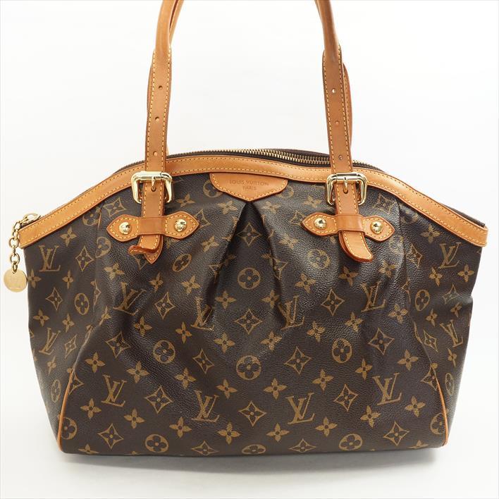 f169c80842a4 LOUIS VUITTON Louis Vuitton Tivoli GM monogram M40144 monogram canvas  Lady s bag shoulder bag