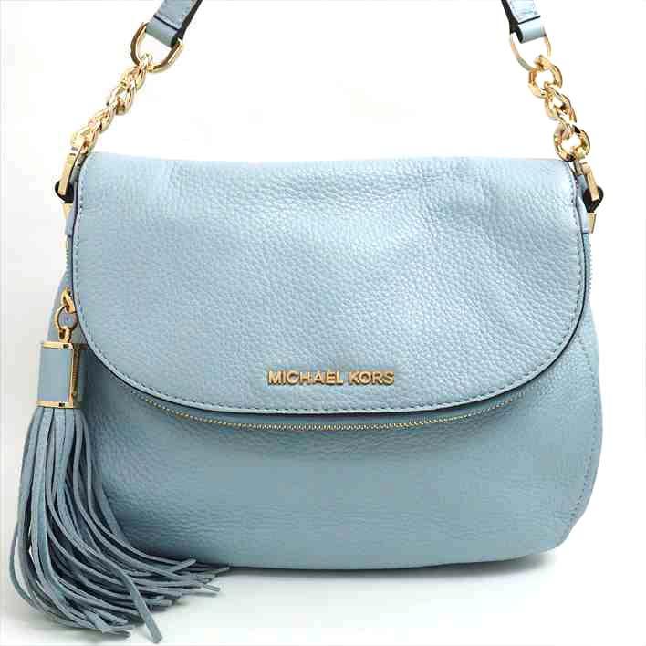 Michael Kors Bedford Tassel 2way One Shoulder 30h3gwsl6l Leather Lady S Bag