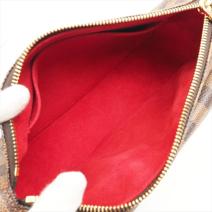 美品 LOUIS VUITTON ルイヴィトン ラヴェッロGM ダミエ N60006 ダミエキャンバス レディースバッグ ショN0vOnmw8