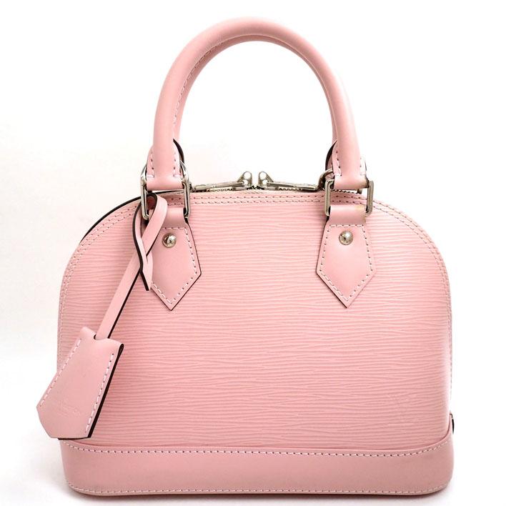 Brand Shot Tokyo Louis Vuitton Alma Bb Epi M41327 Handbag Rakuten 25f7bb3246622