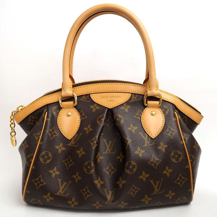 8706d66aa43a BRAND SHOT TOKYO  LOUIS VUITTON Tivoli PM Monogram M40143 handbag ...