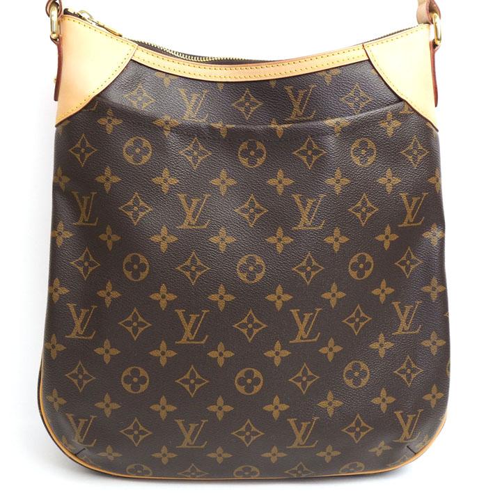 7125b3f2ea83 BRAND SHOT TOKYO  Louis Vuitton odeum MM monogram M56389 Lady s ...