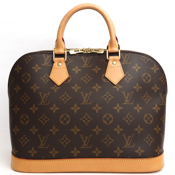 Louis Vuitton Old Alma Monogram M51130 Handbag