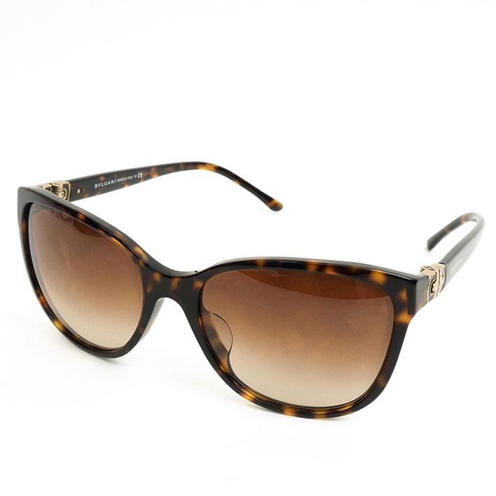 dadaa5e912e BVLGARI Parenteshi rhinestone sunglasses Gold Hardware 8132 504 13 glasses