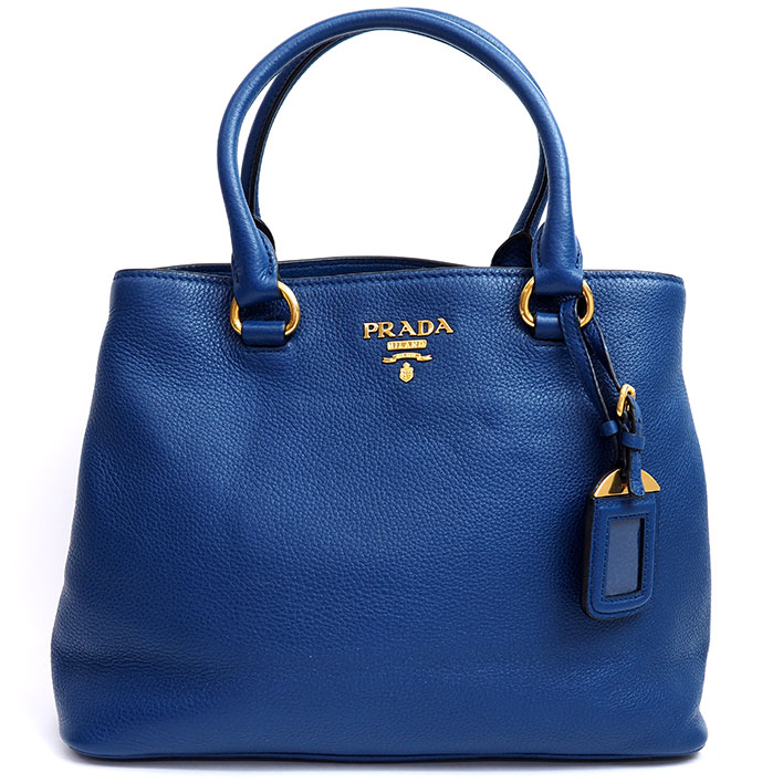 70bdc504716d09 BRAND SHOT TOKYO: PRADA 2WAY shoulder bag Gold Hardware Safiano ...