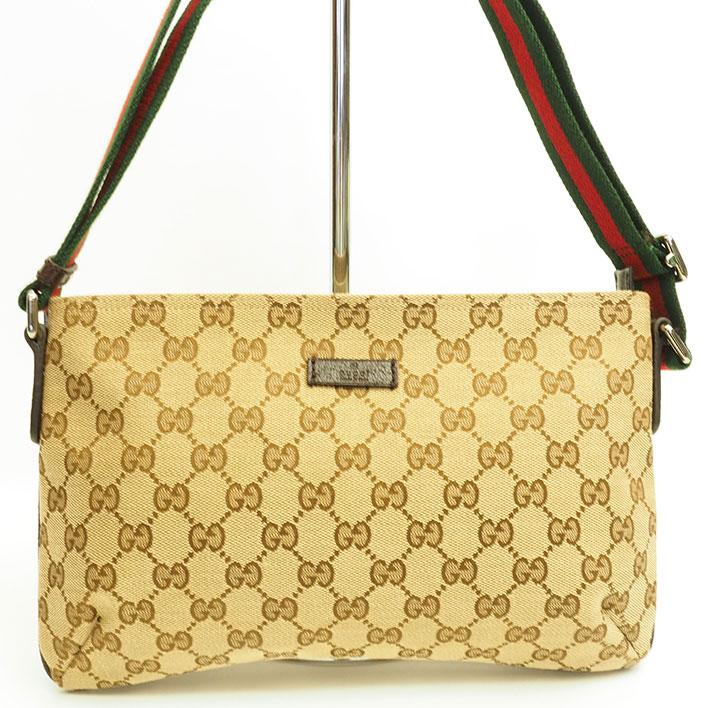 e673c196b56 BRAND SHOT TOKYO  I take Gucci GG pattern slant
