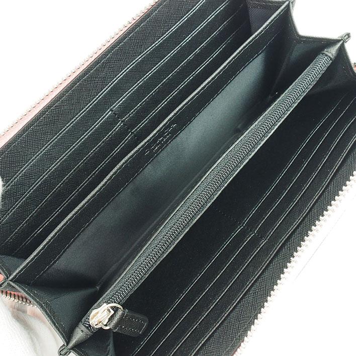 f3561592fc Coach coach X peanut collaboration Snoopy print accordion zip around wallet  F53773 Lady's