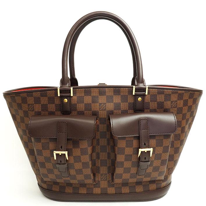 92cb5d57f554 BRAND SHOT TOKYO: LOUIS VUITTON Manosque GM Damier N51120 tote bag ...