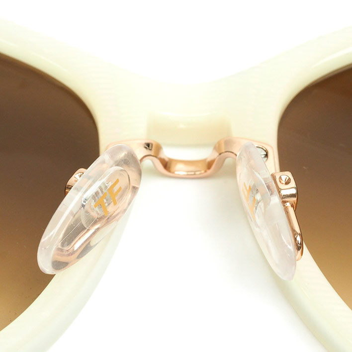 2f976bf43e6e BRAND SHOT TOKYO  TOM FORD Gina cat s eye eyewear TF345 20F ladies ...