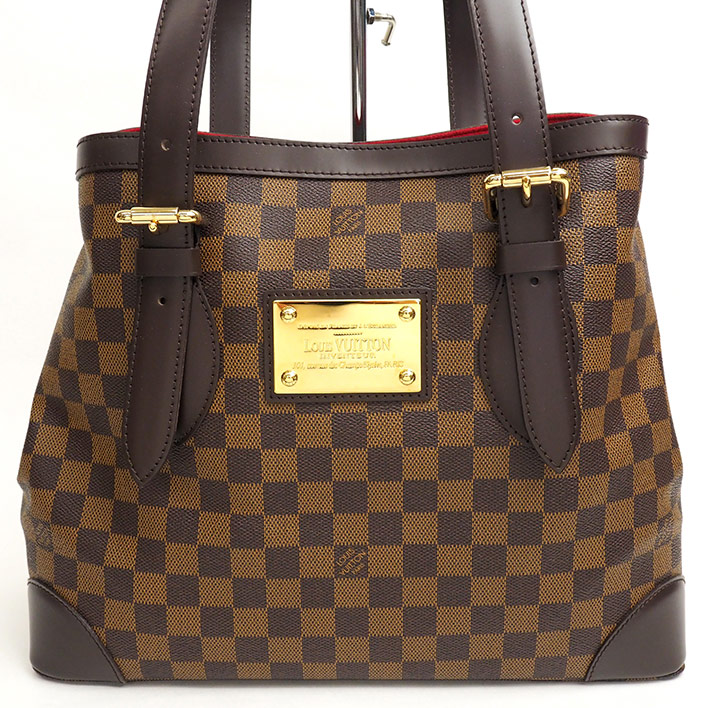 fe4c3a73d185 BRAND SHOT TOKYO  LOUIS VUITTON Hampstead MM Damier N51204 tote bag ...
