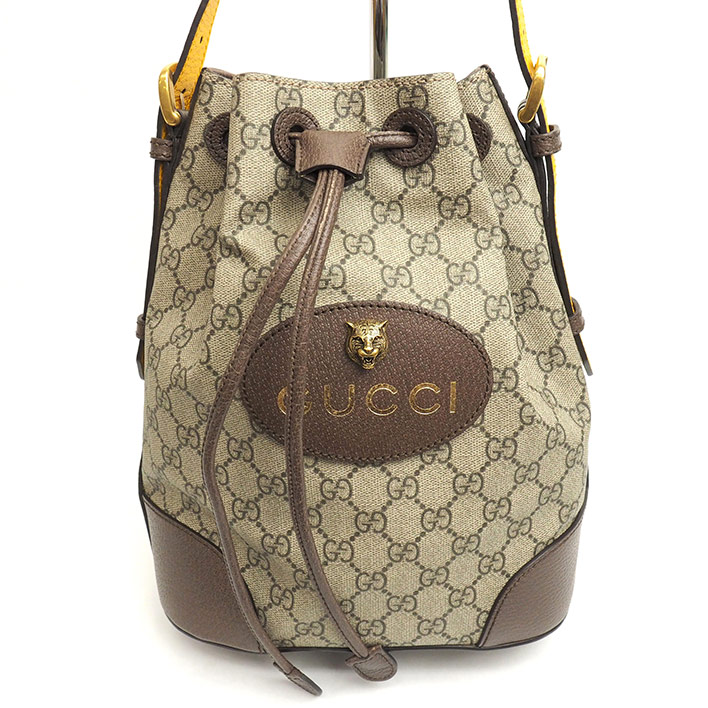 3d2626a95200 Brand Shot Tokyo Gucci Backpack Purse Gg Supreme 473875 520981
