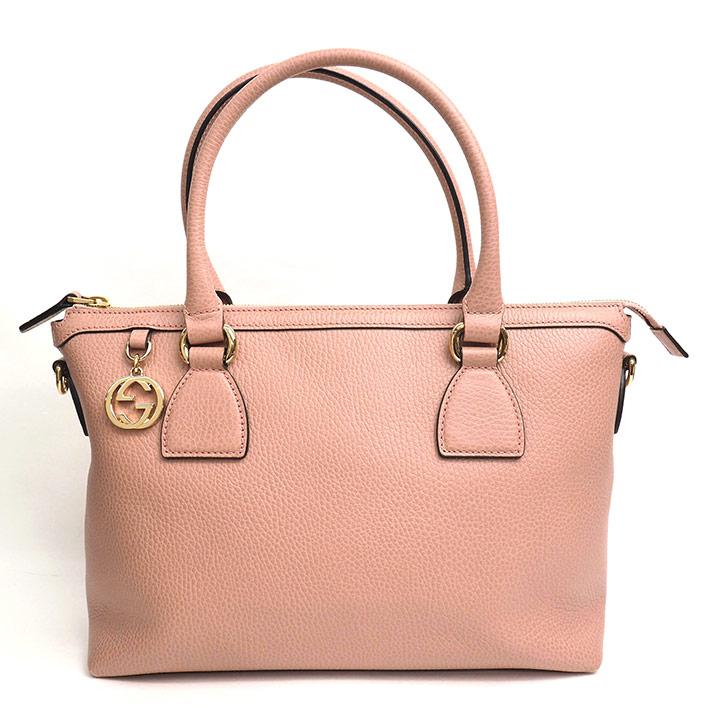 8a51b2f19b5 BRAND SHOT TOKYO: GUCCI GG charm 2WAY shoulder bag Gold Hardware ...