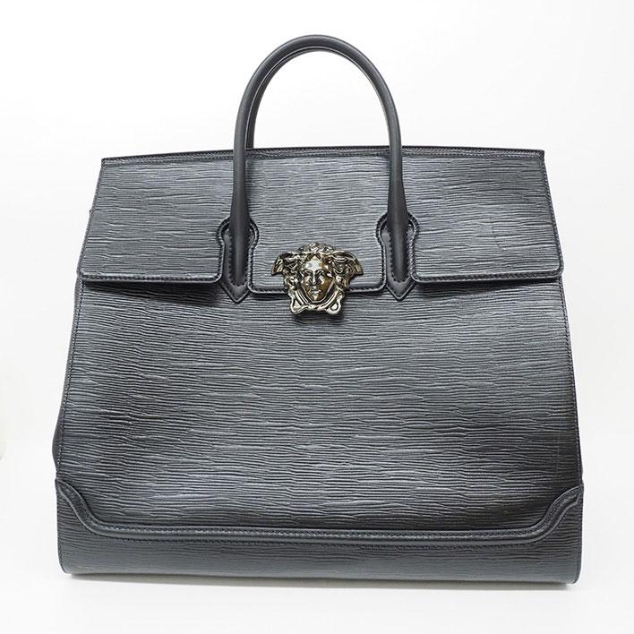 858933a02f BRAND SHOT TOKYO  VERSACE Palazzo Empire 2WAY Tote shoulder Handbag ...