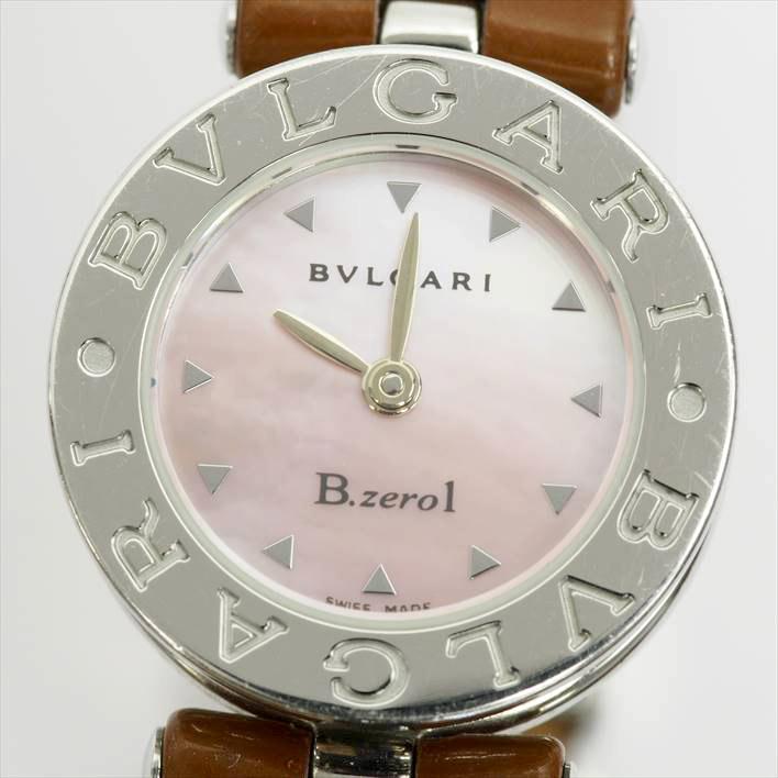 【中古】BVLGARI ブルガリ B-ゼロワン BZ22S【腕時計】 ギフト プレゼント