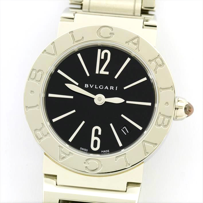 【エントリーでポイント5倍】 【中古】BVLGARI ブルガリ ブルガリ ブルガリ BBL26BSSDレディース 【腕時計】 ギフト プレゼント