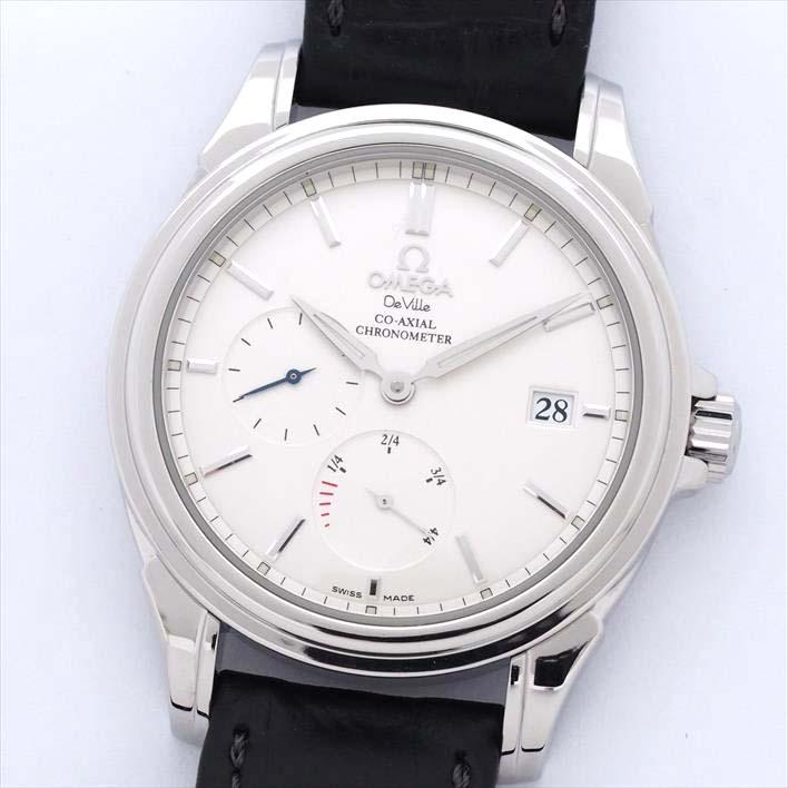 【中古】オメガ デビル コーアクシャル Ref. 48323132 メンズ OMEGA DeV Ille CO-AXIAL【腕時計】 ギフト プレゼント ギフト プレゼント