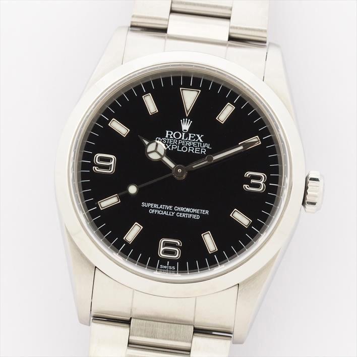 激安超安値 【】 ロレックス【オーバーホール・新品仕上げ済み】ROLEX ロレックス U823956(1997年製造)【腕時計】 エクスプローラーI エクスプローラーI 14270 U823956(1997年製造)【腕時計】, ちょっと寄り道したいギフト&雑貨:5bfb9d86 --- baecker-innung-westfalen-sued.de