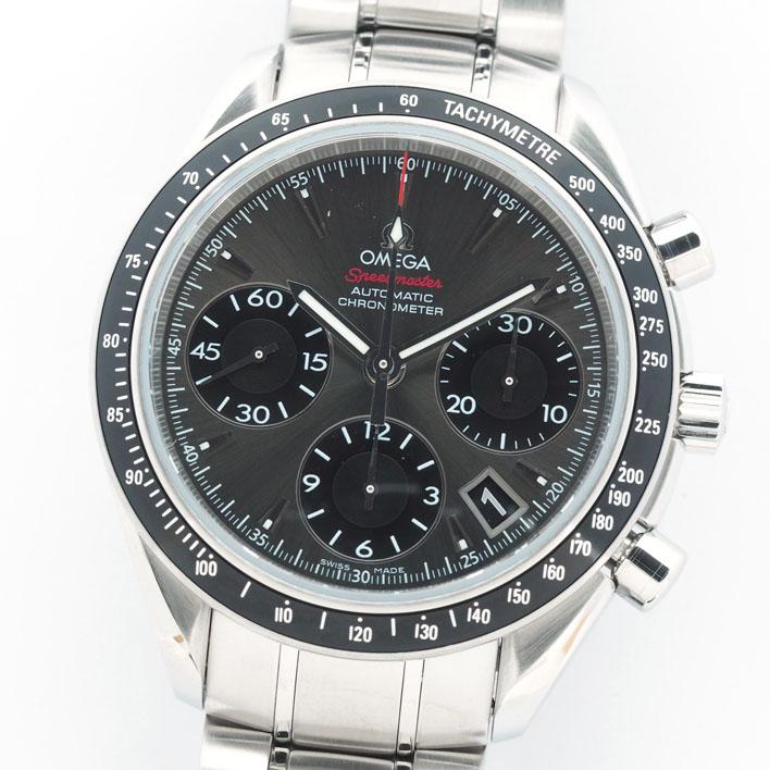 【中古】オメガ スピードマスター デイト Ref. 32330404006001 メンズ OMEGA Speedmaster Date【腕時計】 ギフト プレゼント ギフト プレゼント