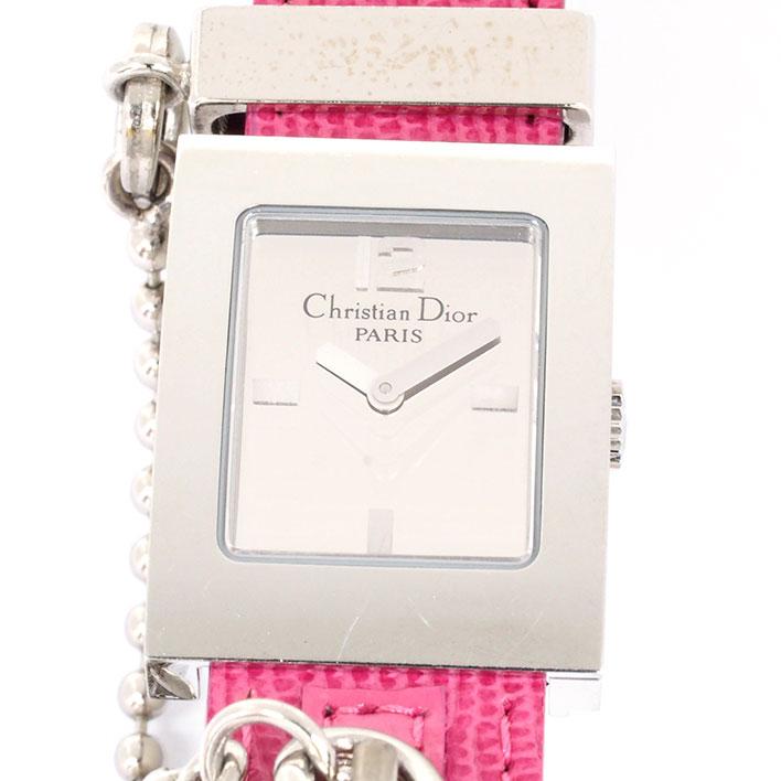 【中古】ディオール マリス Ref. D78-109 レディース Dior MALICE【腕時計】 ギフト プレゼント