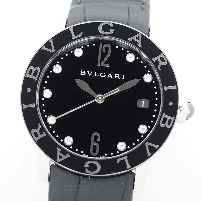 【エントリーでポイント5倍】 【中古】ブルガリ ブルガリ ブルガリ Ref. BBL37SC メンズ BVLGARI BVLGARI BVLGARI【腕時計】 ギフト プレゼント