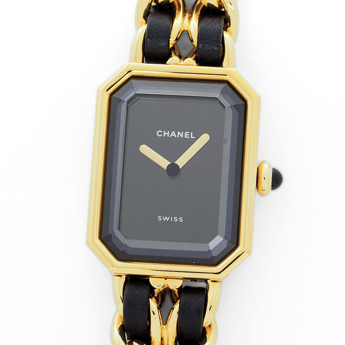 【中古】シャネル プルミエール L Ref. H0001 レディース CHANEL Premiere L【腕時計】 ギフト プレゼント