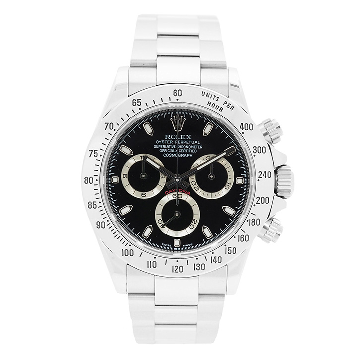 【中古】ロレックス コスモグラフ デイトナ Ref. 116520 メンズ ROLEX COSMOGRAPH DAYTONA【腕時計】 ギフト プレゼント