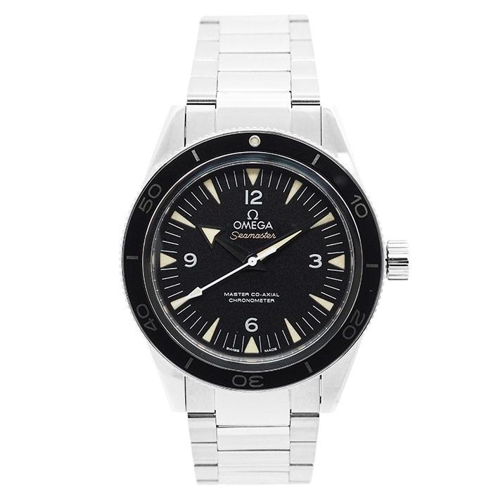 【中古】オメガ シーマスター 300 マスター コーアクシャル Ref. 23330412101001 メンズ OMEGA Seamaster 300 Master CO-AXIAL【腕時計】 ギフト プレゼント