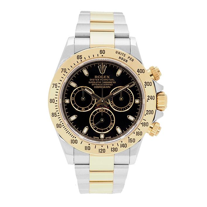 【中古】ロレックス コスモグラフ デイトナ Ref. 116523 メンズ ROLEX COSMOGRAPH DAYTONA【腕時計】 ギフト プレゼント