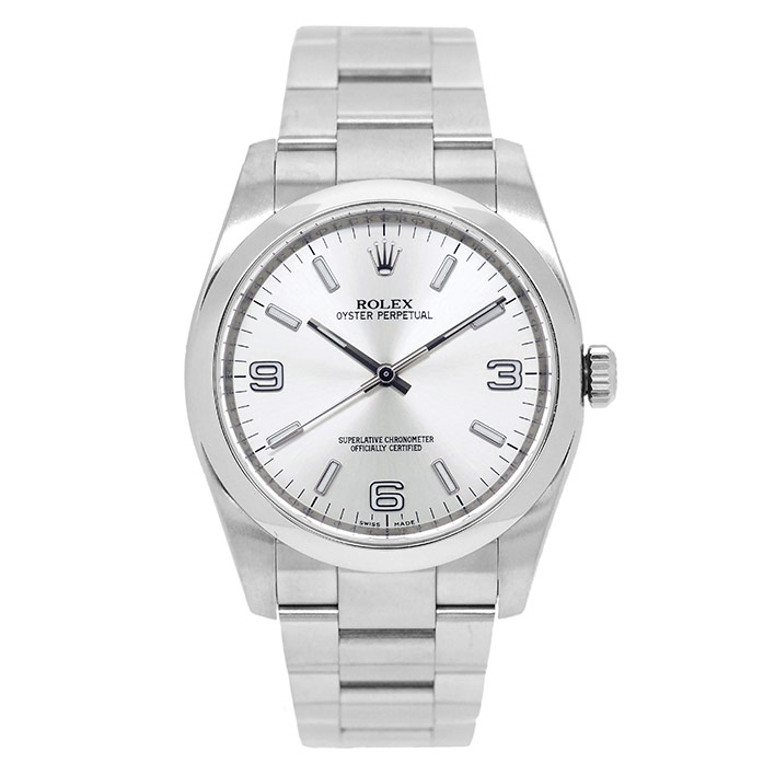 【中古】ロレックス オイスター パーペチュアル Ref. 116000 メンズ ROLEX OYSTER PERPETUAL【腕時計】 ギフト プレゼント