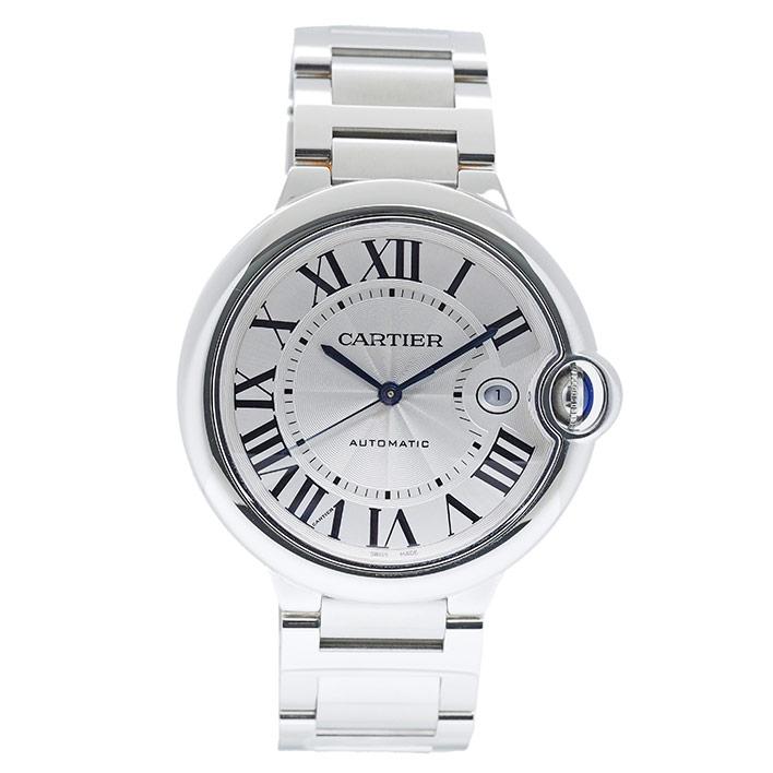 【中古】カルティエ バロン ブルー Ref. メンズ Cartier BALLON BLEU【腕時計】 ギフト プレゼント