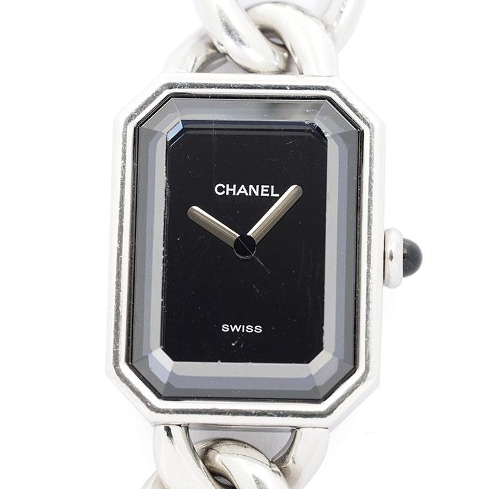【エントリーでポイント5倍】 【中古】シャネル プルミエール M レディース CHANEL Premiere M【腕時計】