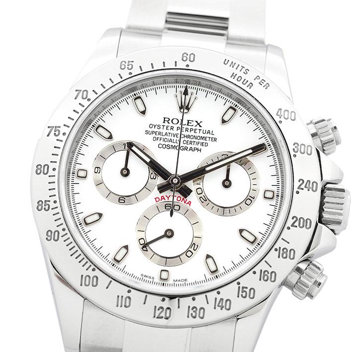 【エントリーでポイント5倍】 【中古】ロレックス コスモグラフ デイトナ Ref. 116520 メンズ ROLEX COSMOGRAPH DAYTONA【腕時計】