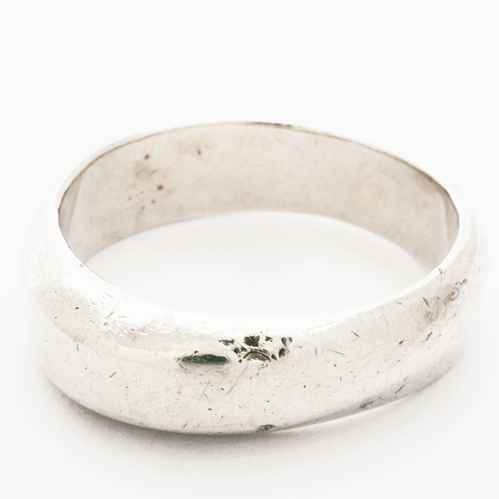 【中古】ティファニー ツイスト デザインリング シルバー 10号【指輪】【GOODA掲載】