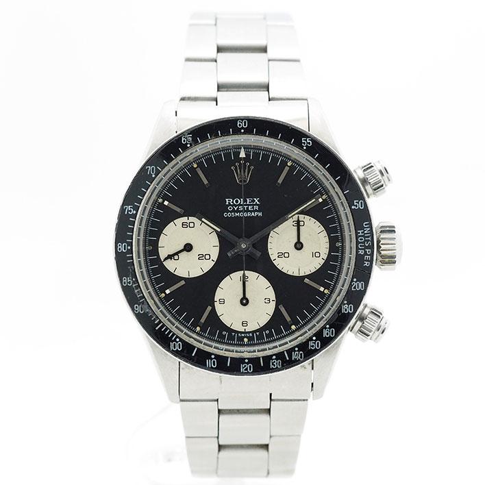 【エントリーでポイント5倍】 【中古】ロレックス コスモグラフ デイトナ Ref. 6263 メンズ ROLEX COSMOGRAPH DAYTONA【腕時計】