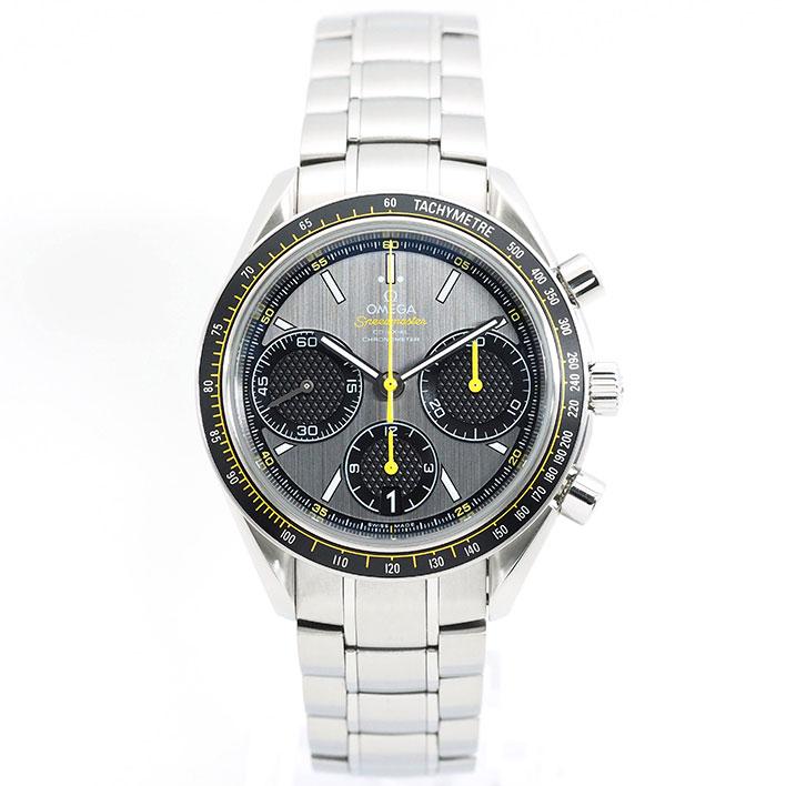 【中古】オメガ スピードマスター レーシング コーアクシャル Ref. 32630405006001 メンズ OMEGA Speedmaster RACING CO-AXIAL【腕時計】