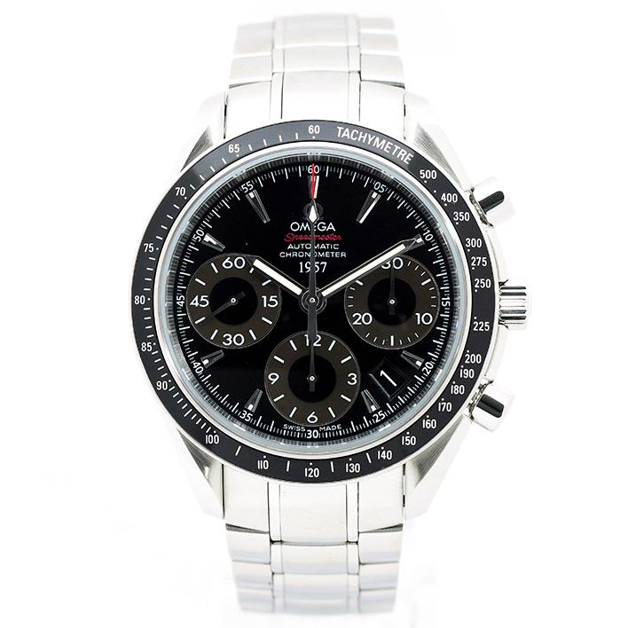 【中古】オメガ スピードマスター デイト ジャパンリミテッド Ref. 32330404001001 メンズ OMEGA Speedmaster Date JAPAN LIMITED【腕時計】