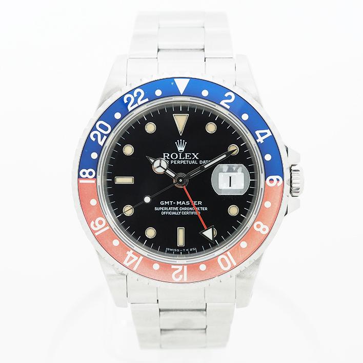 【中古】ロレックス GMTマスターI Ref. 16700 メンズ ROLEX GMT-MASTER I【腕時計】【GOODA掲載】