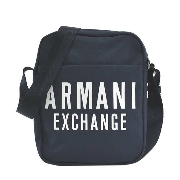 アルマーニ エクスチェンジ バッグ メンズ ショルダーバッグ Armani Exchange CROSS BODY アルマーニEX 952257 9A124 37735 ショルダー NV CHNAV0082