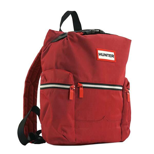 ハンター バッグ メンズ レディース バックパック・リュックサック HUNTER ORIGINAL MINI BACKPACK UBB6018ACD MLR バックパック RED CHNAV0082
