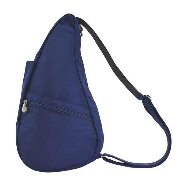 ヘルシーバックバッグ バッグ メンズ レディース ボディバッグ Healthy Back Bag HBB MICROFIBRE SMALL 7303 ボディバッグ NAVY CHNAV0082