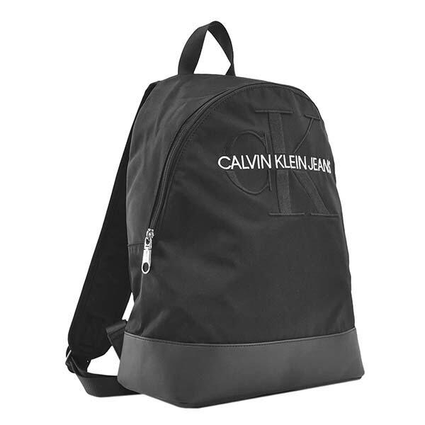 カルバンクライン バッグ メンズ レディース バックパック・リュックサック Calvin Klein CKJ MONOGRAM NYLON CP BP 40 CKジーンズ K50K505249 バックパック BK BDS CHNAV0082